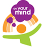 On your mind logo