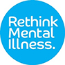 Rethink Mentall Illness logo